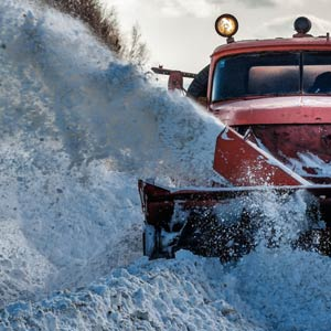 Snow removal operations are maintained annually by the RM but for special or custom calls, the operators are available for hire.